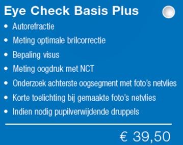 Eye Check basis plus