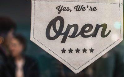 Copini Opticiens blijft open tijdens lock-down